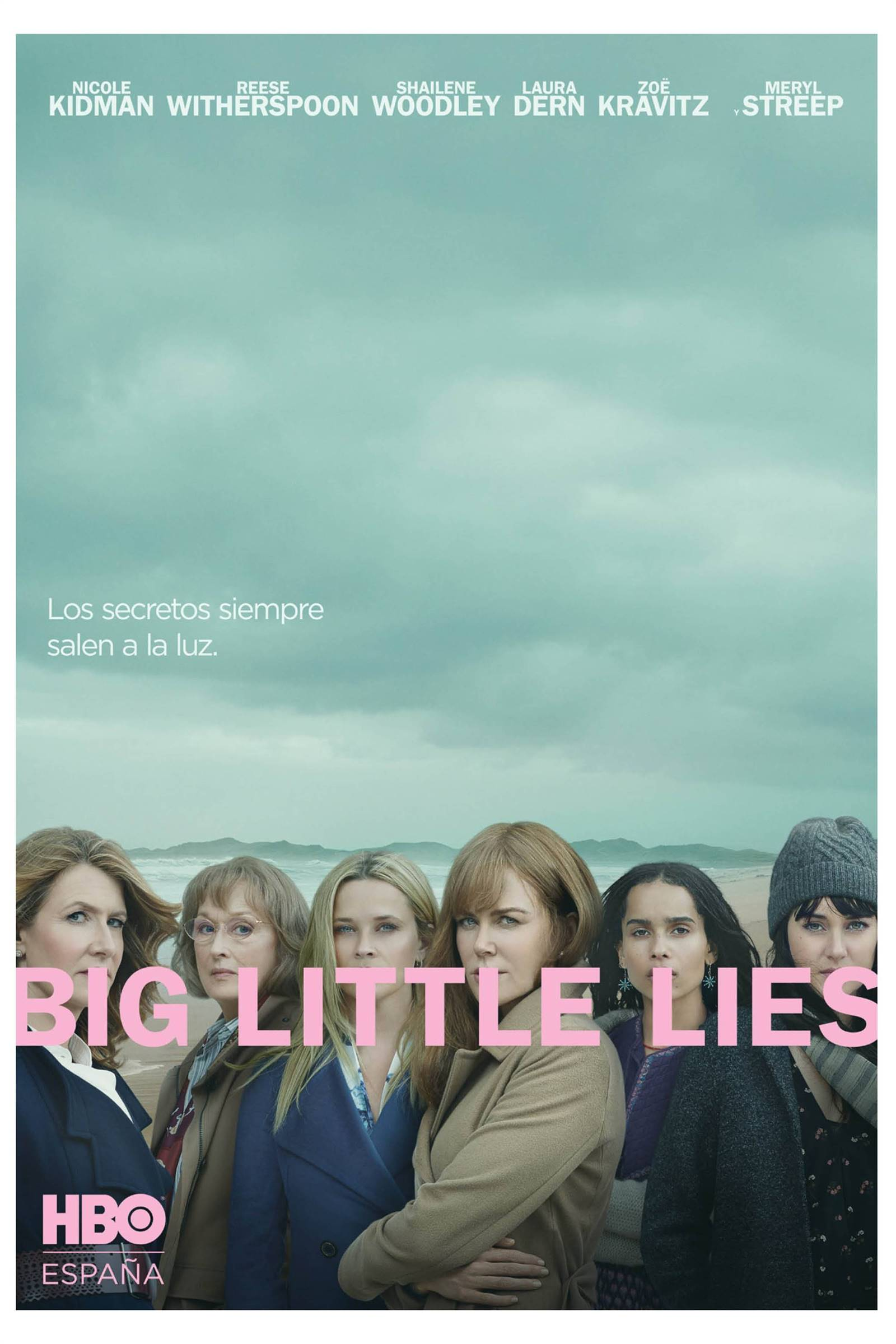 big little lies mejores series netflix hbo movistar amazon