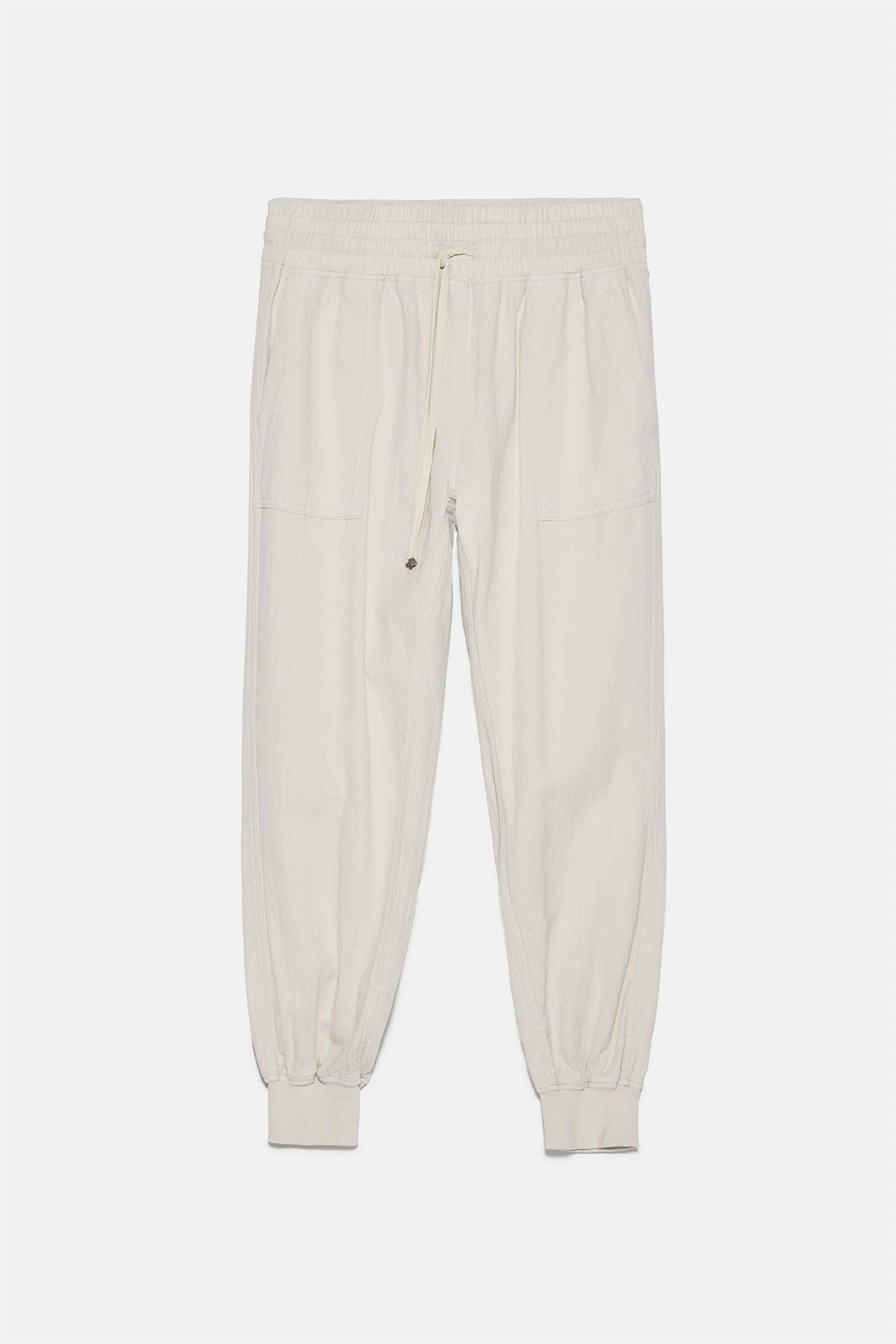 Bershka, Asos, Springfield, Zara... Pantalones cero ...