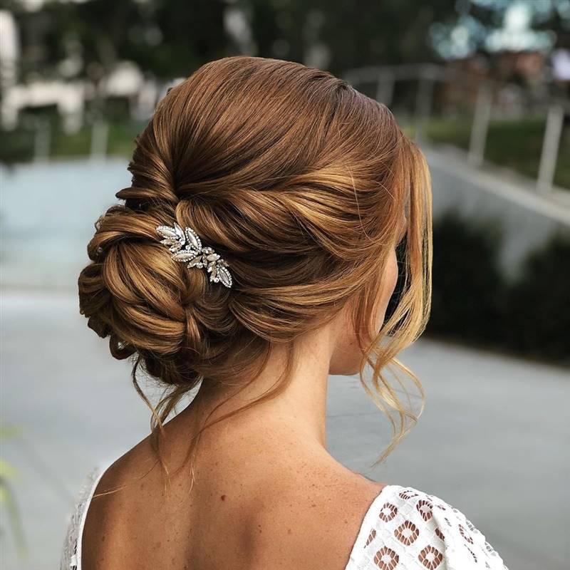 Explicación peinados recogidos para bodas Fotos de estilo de color de pelo - Recogidos para bodas: conviértete en la invitada mejor peinada
