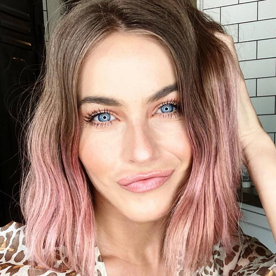 Ombré pink: el color de pelo rosa pastel que es tendencia en Hollywood
