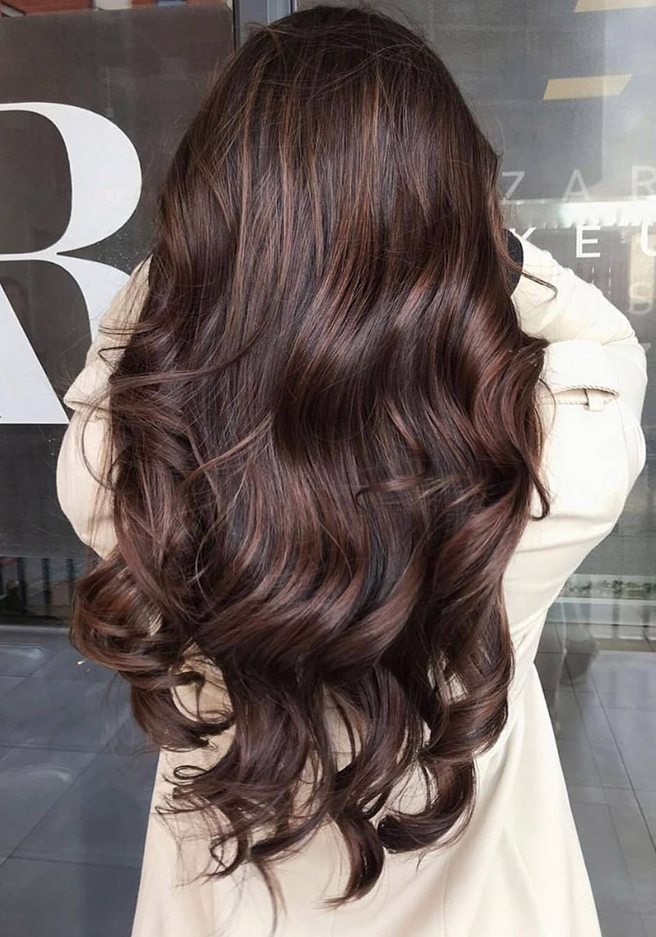 dark chocolate color de pelo