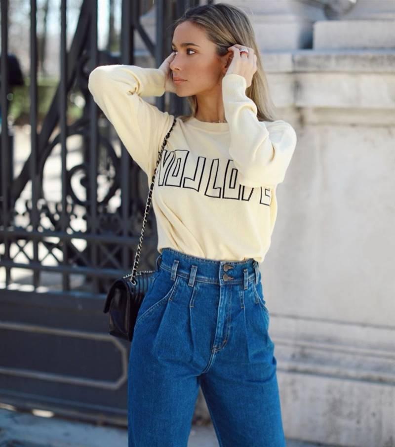 Relaxed Jeans Los Pantalones Vaqueros Que Estaran Mas De Moda Este Verano