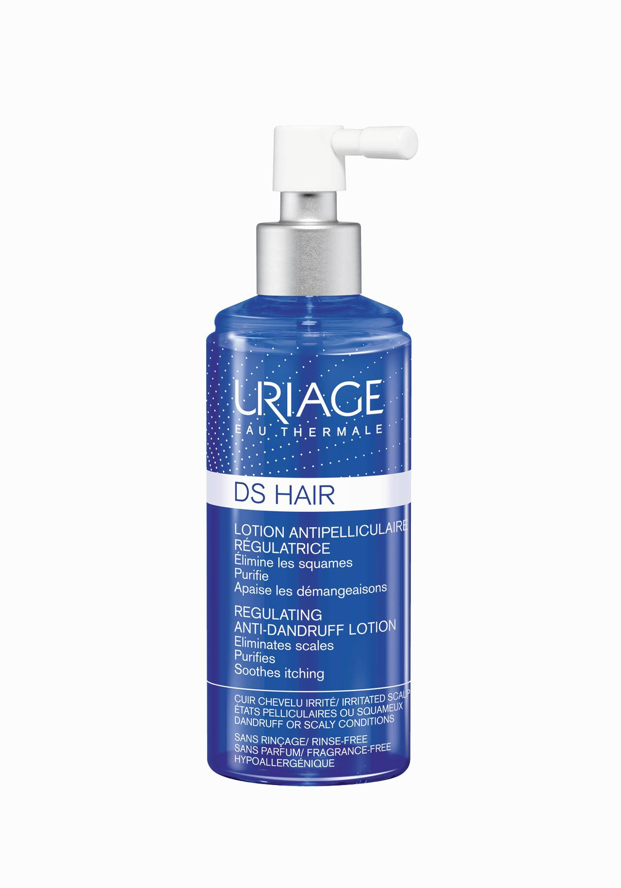 Uriage DS HAIR Loción Anticaspa Reguladora en Spray