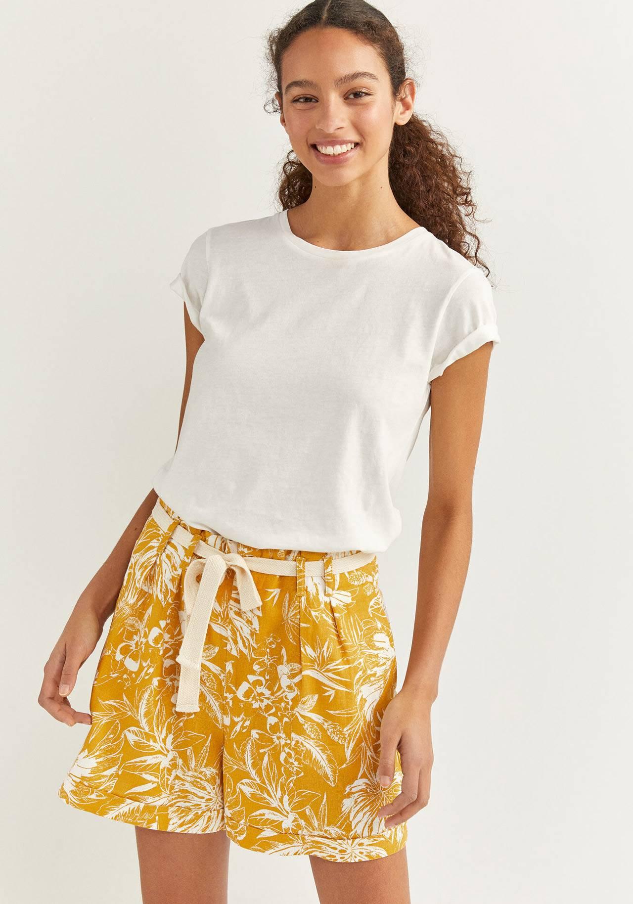 Paper Bag Los Shorts Que Vas A Llevar Este Verano Son Los Que Mas Favorecen