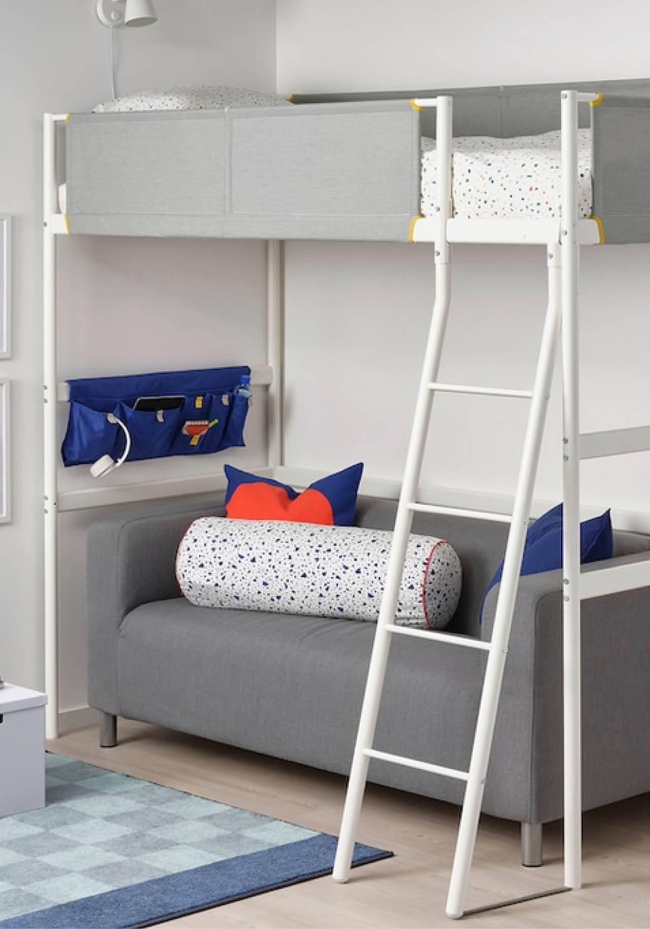 camas juveniles que ocuen poco ikea