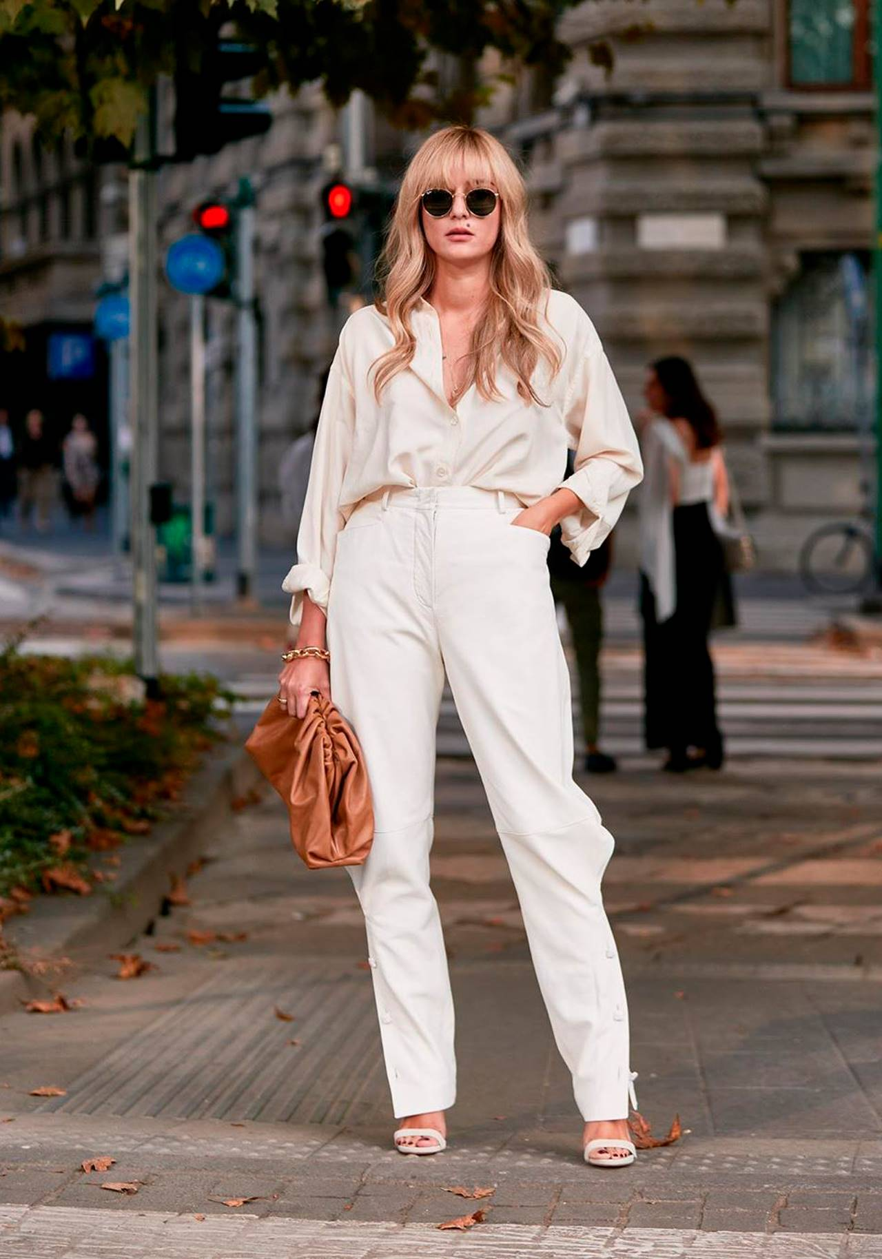 Como Llevar El Pantalon Blanco En Verano Trucos De Estilo