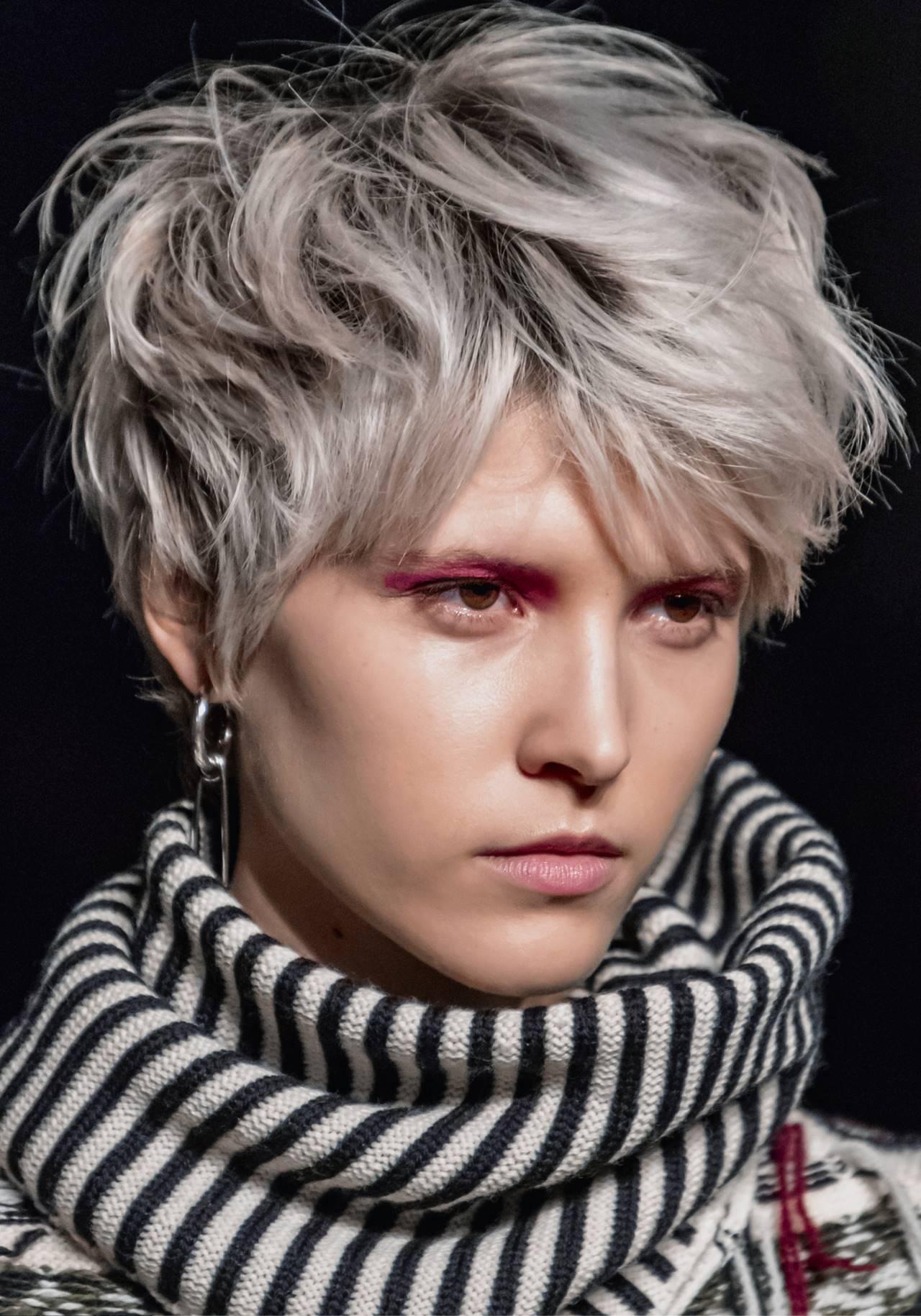Varios peinados peinados cortos 2021 Galería de cortes de pelo tutoriales - Cortes de pelo corto: 15 ideas para Otoño/Invierno 2020-2021