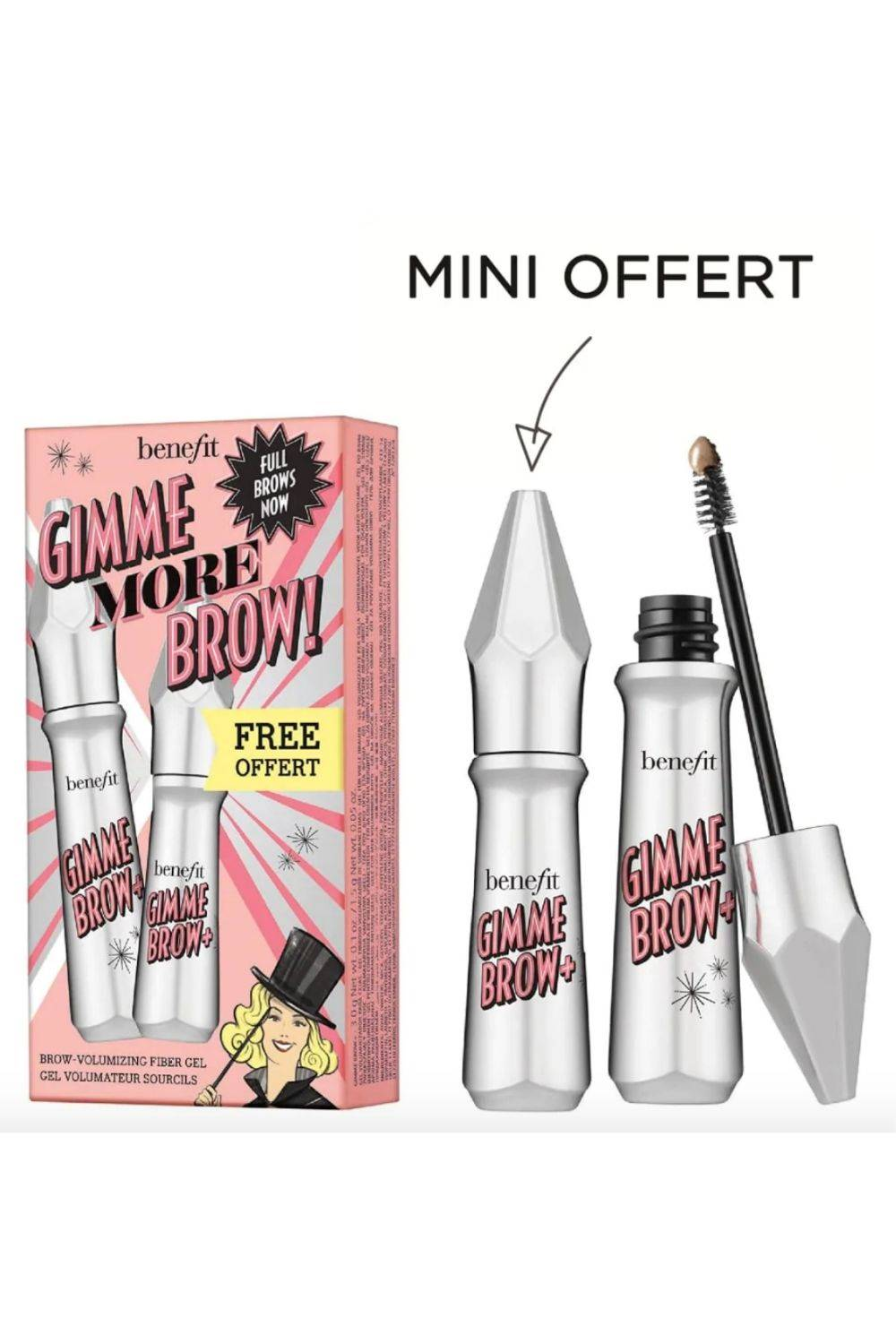 Kit de cejas de Benefit