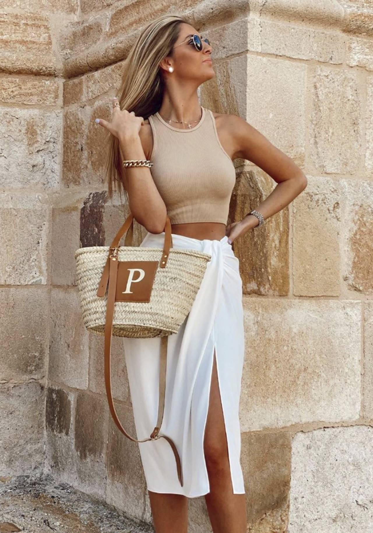 Confirmamos: La falda pareo viral de Zara vale para una boda