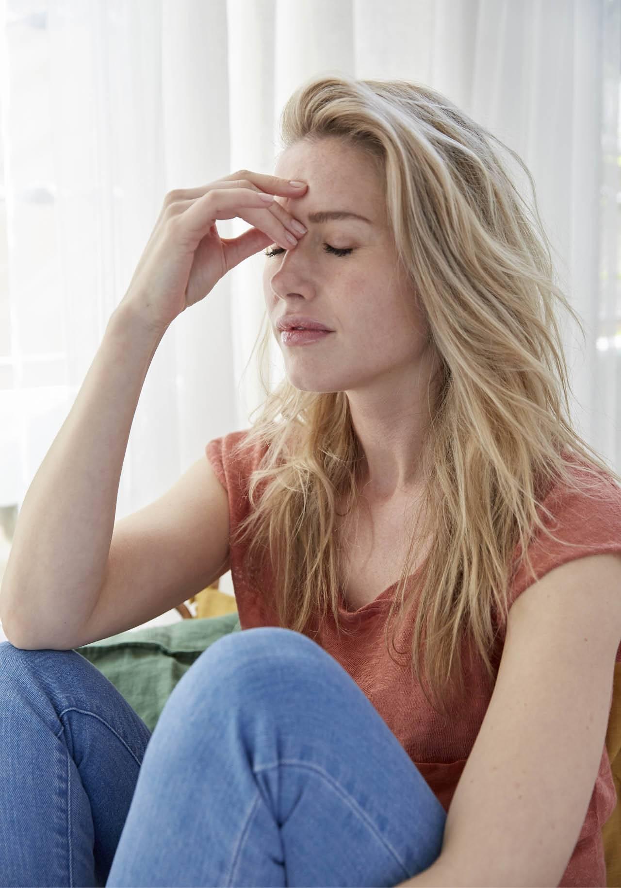 Descubre qué tipo de dolor de cabeza tienes y qué tomar..