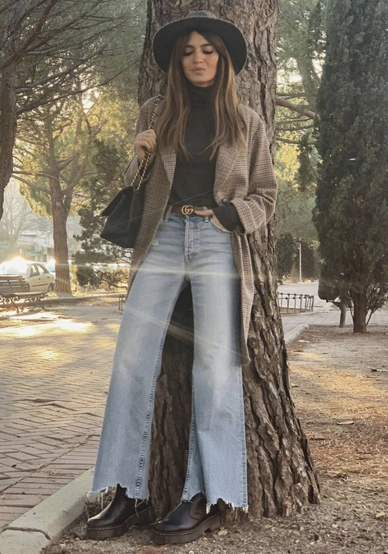El look casual de Sara Carbonero
