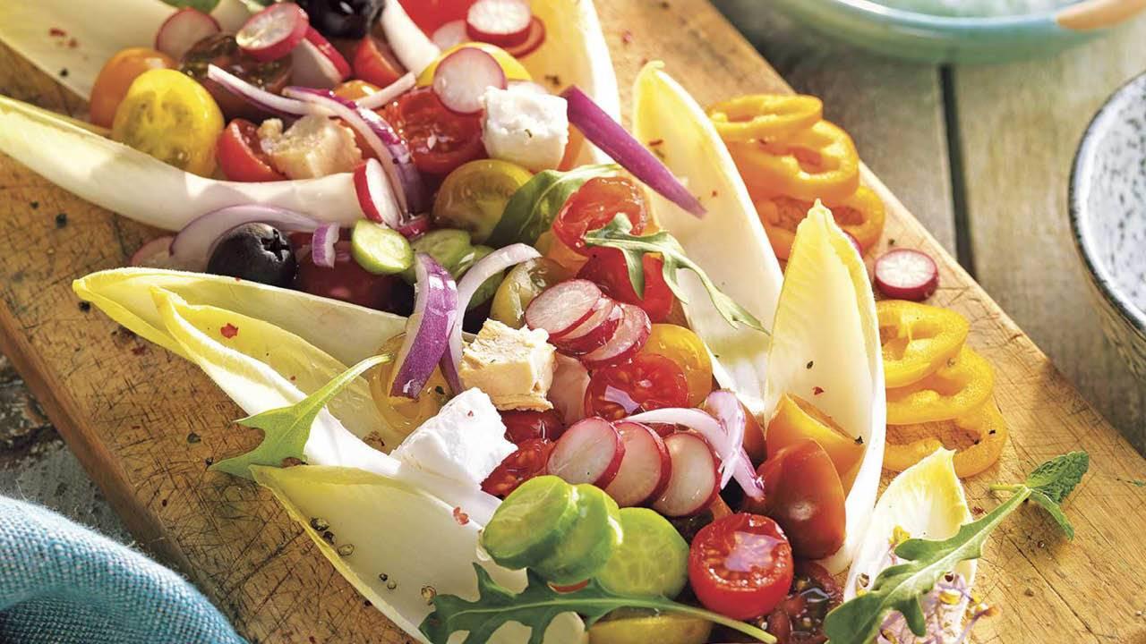 11 ensaladas completas y deliciosas que sirven como plato único