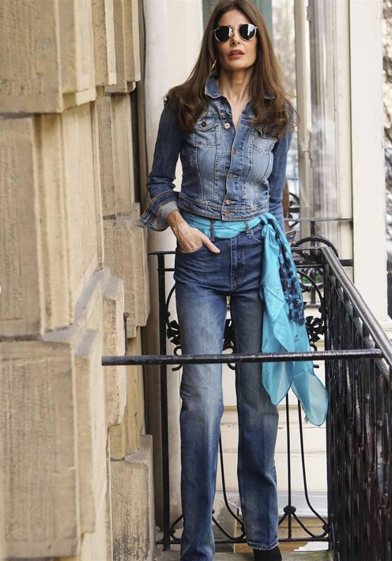 Los Jeans Que Mas Estan Llevando Las Mujeres De 50 Son Los Que Mas Favorecen