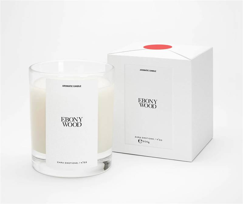 zara emotions velas