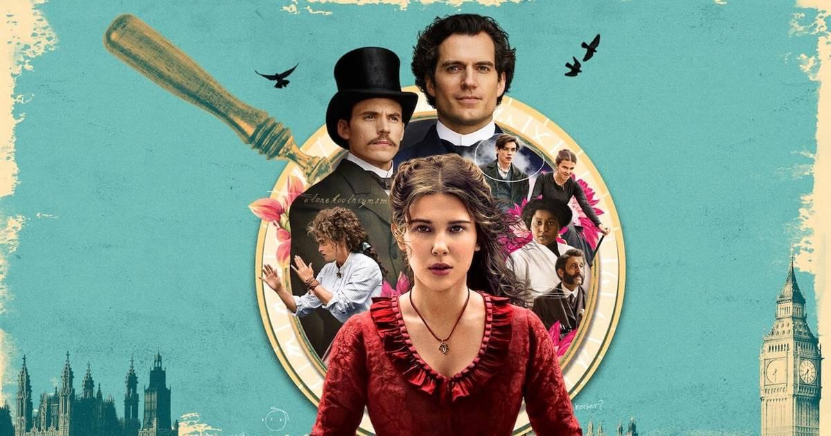 'Enola Holmes' llega a Netflix y ya nos hemos leído todos los libros de la saga
