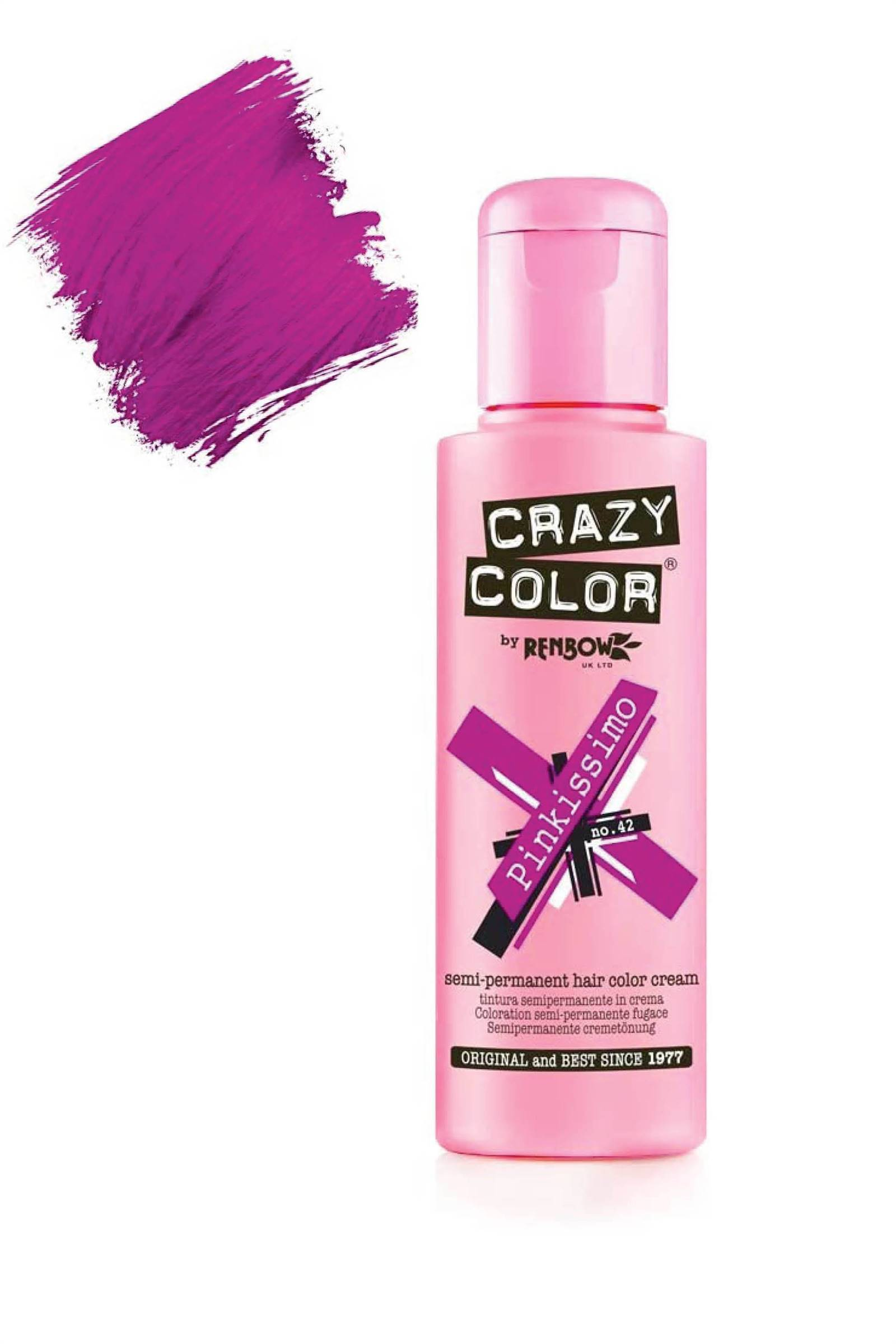 Pinkissimo de Crazy Color