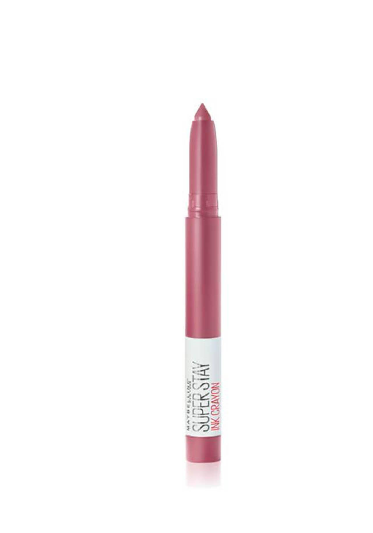Productos favoritos redacción Labial formato crayon Super Stay Ink de Maybeline NY