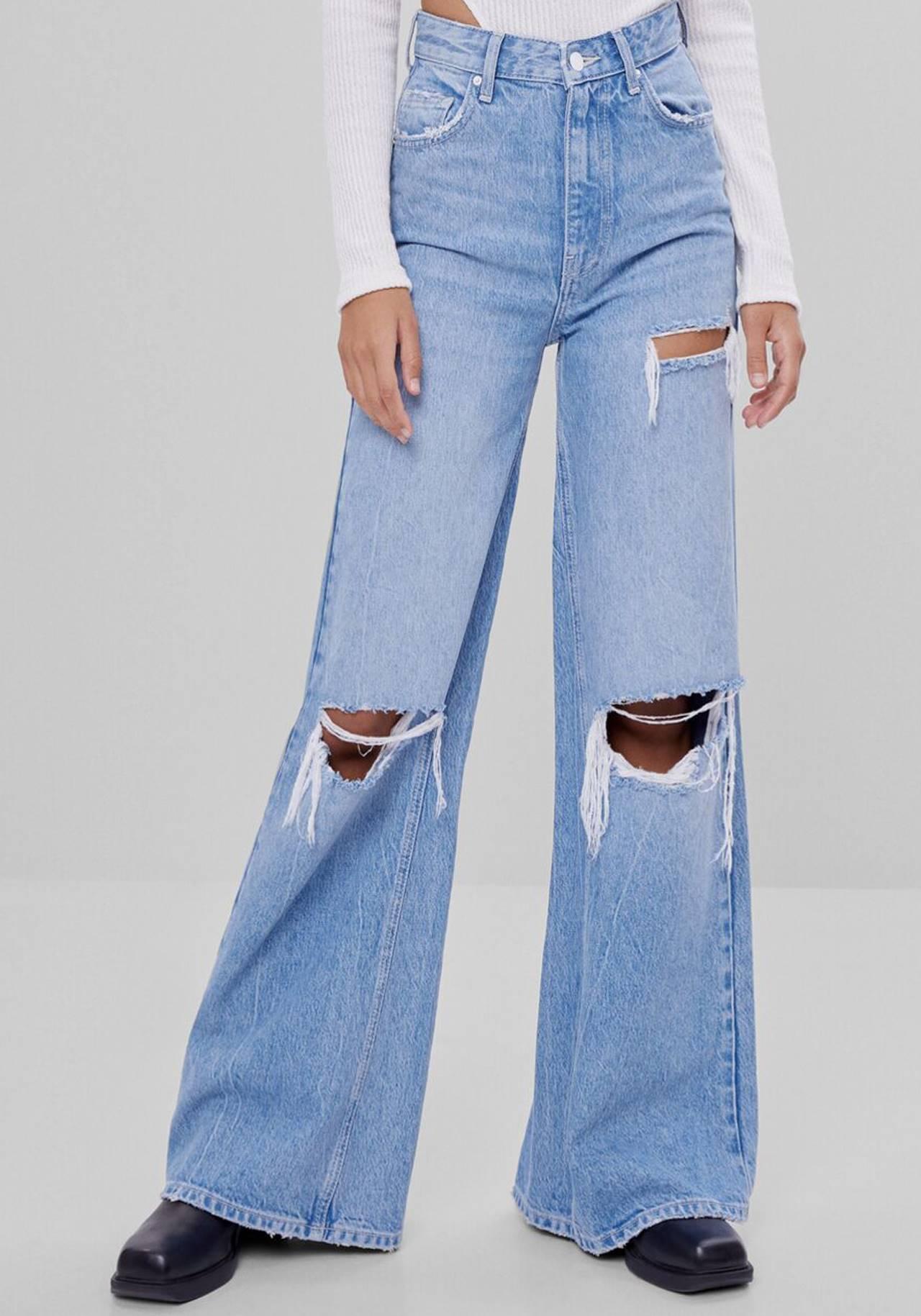 Abbraccio Alcune Idraulico Jeans A Campana Bershka Agingtheafricanlion Org