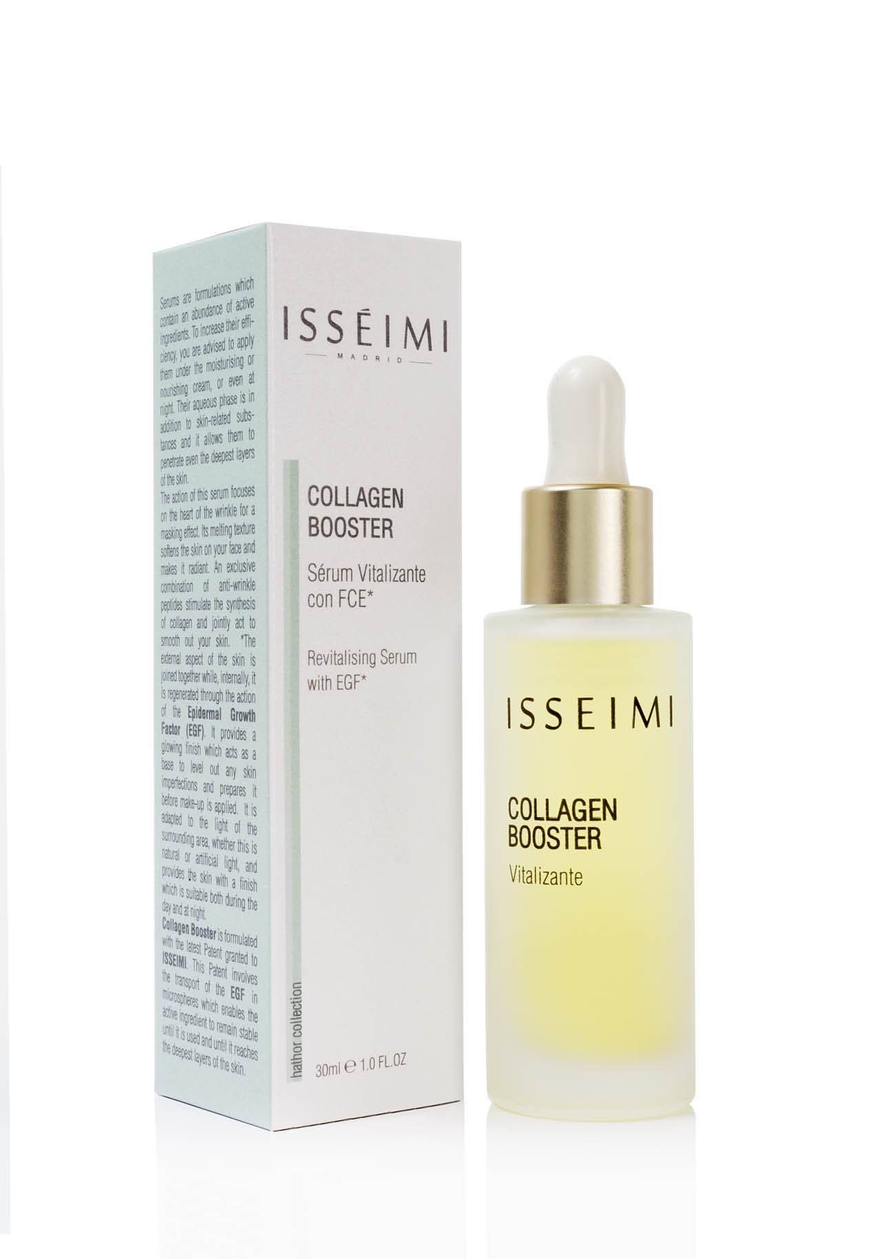 Cosmética boosters Collagen Booster de Isséimi