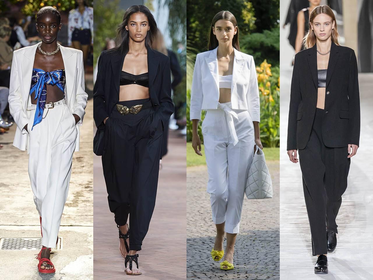 Tendencias Moda 2021 Todo Lo Que Necesitaras En Tu Armario Esta Primavera