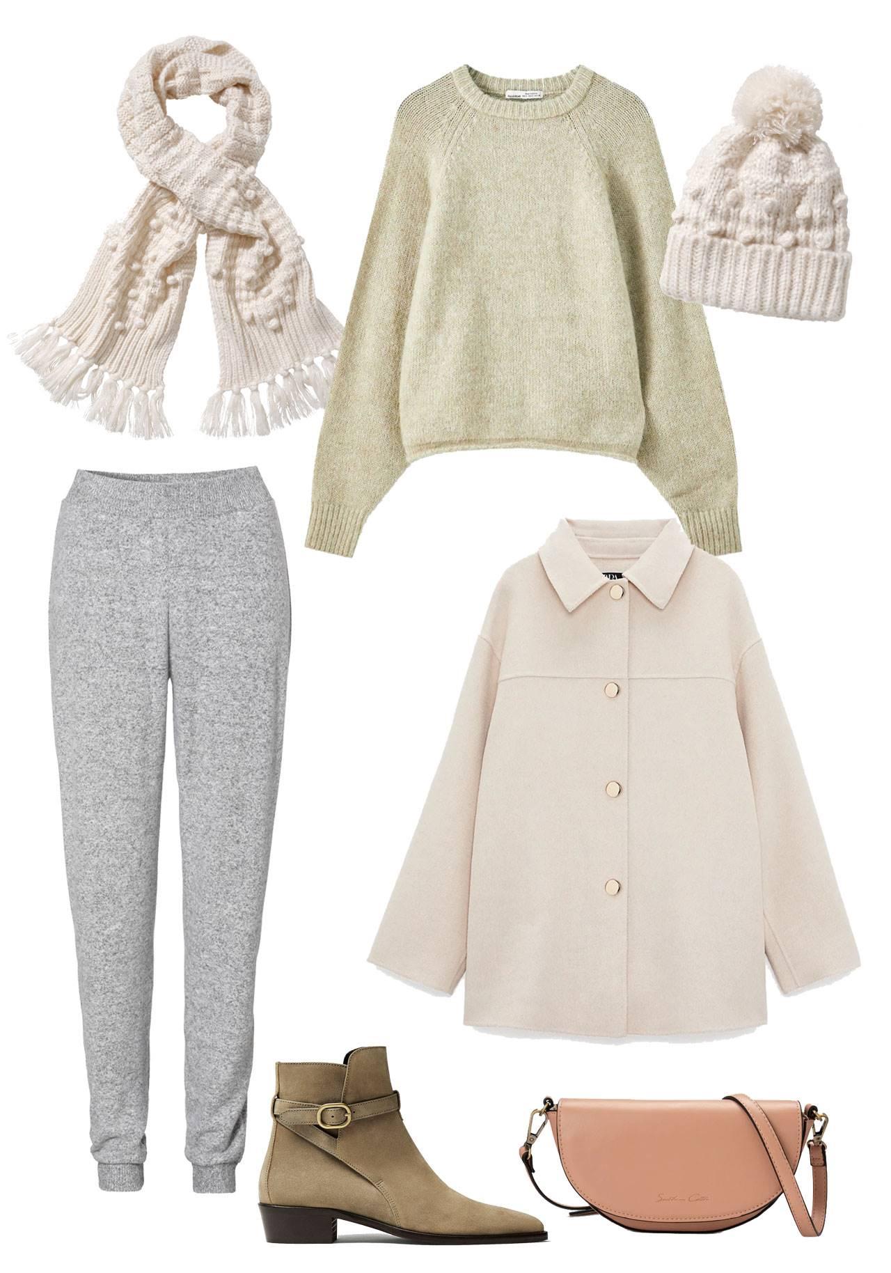 1 Pantalon De Chandal 5 Looks Ideas De Moda Mas Alla De La Sudadera