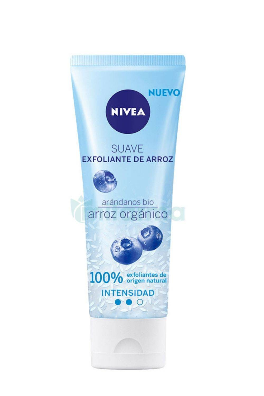 NIVEA EXFOLIANTE DE ARROZ SUAVE BIO 75ML