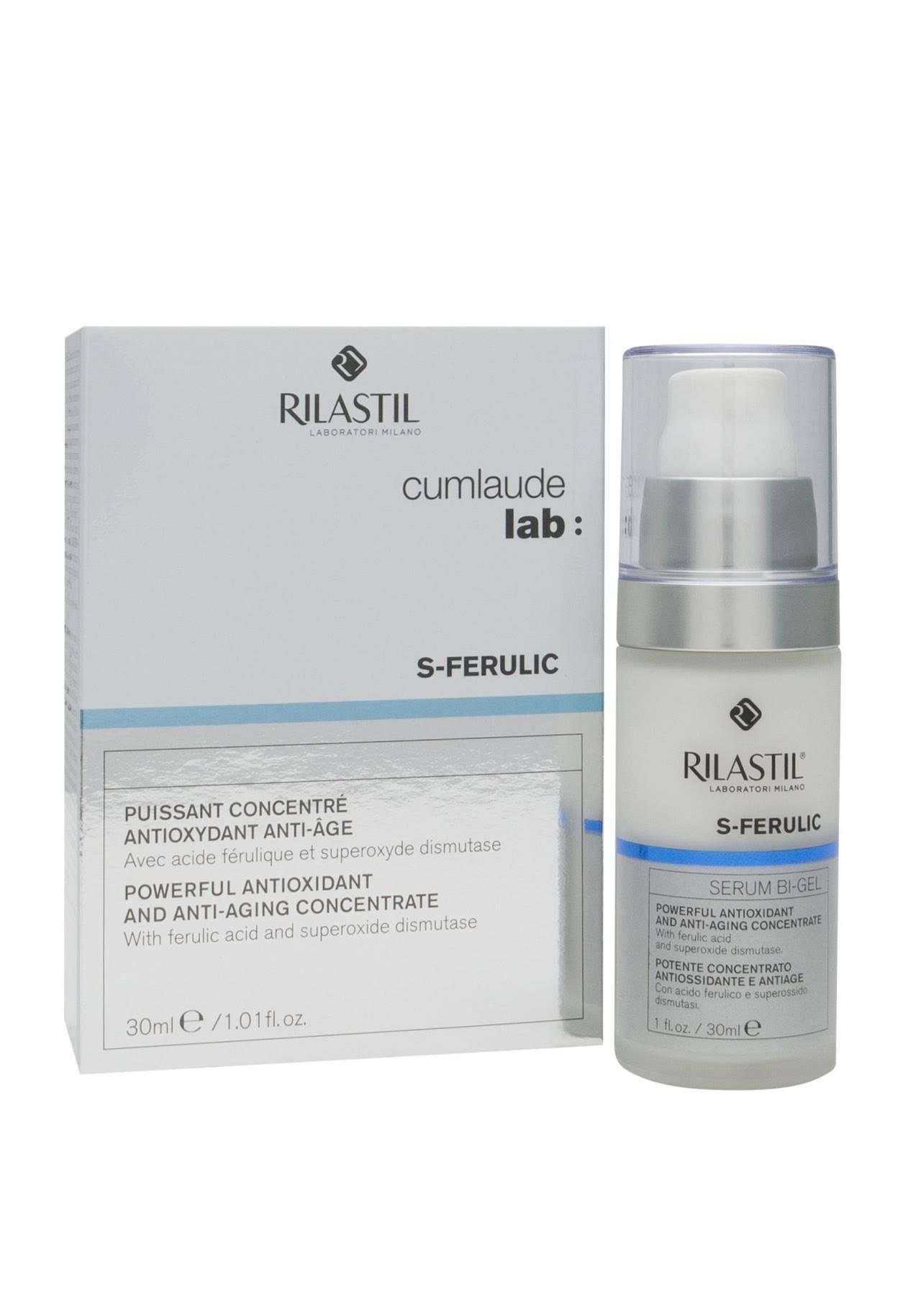 Cosmetics Superoxide Dismutase concentrate Rilastil S-Ferulic from Cumlaude Lab