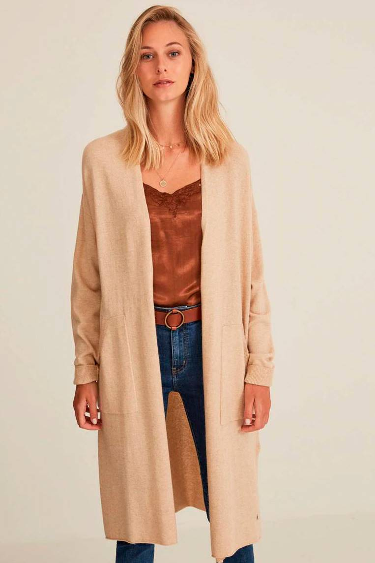 knit-jacket-yerse El Corte Inglés, € 125