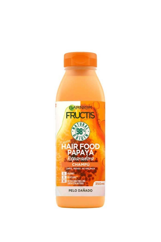 Repairing papaya shampoo