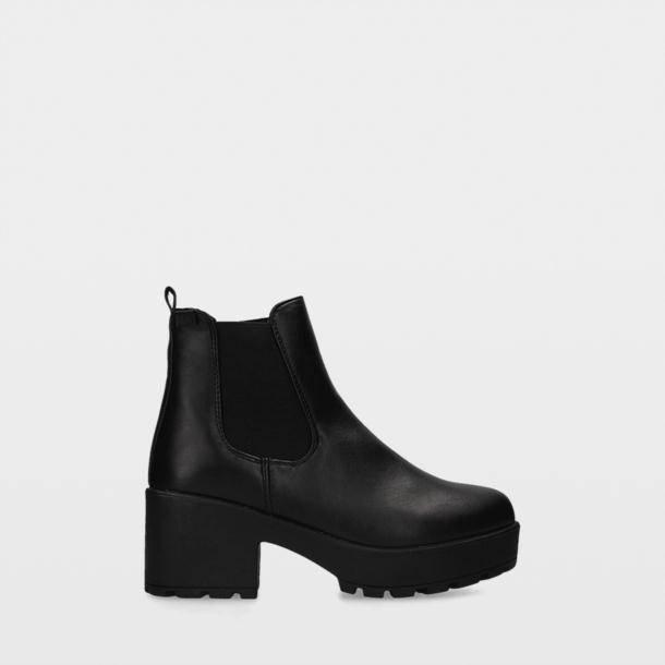 Emmshu Nyna heeled ankle boots