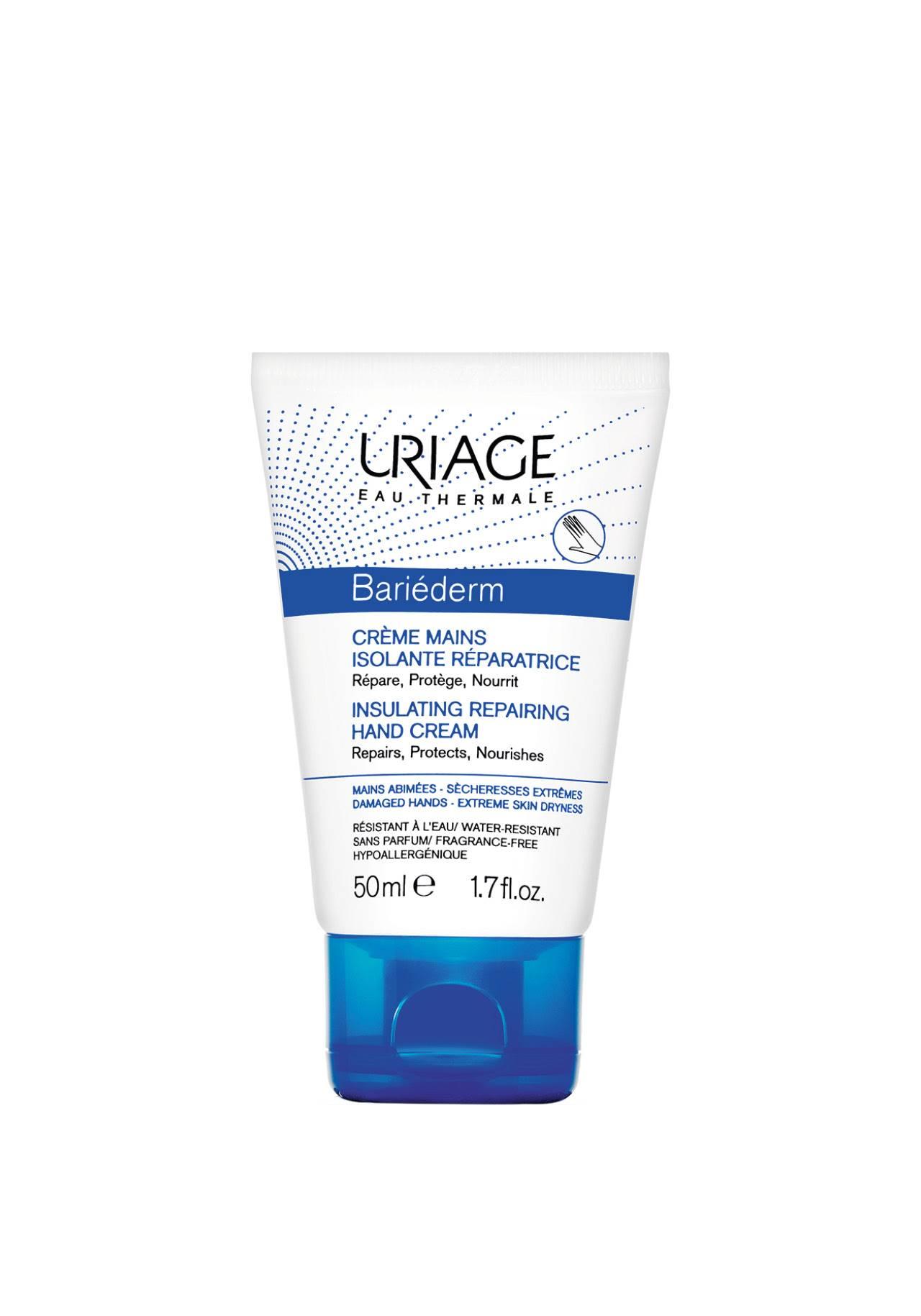 Uriage Bariéderm Repairing Hand Creams