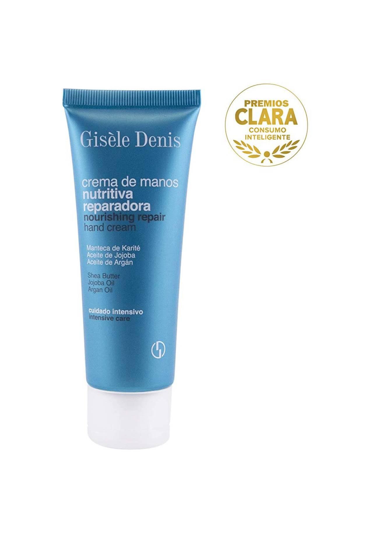 Repairing hand creams Gisèle Denis nourishing and repairing gentle cream