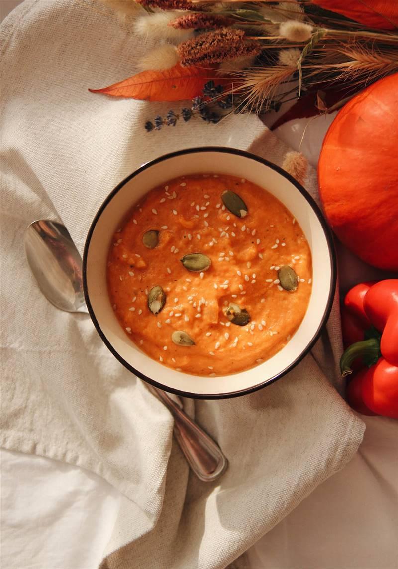 diet lose 3 kilos in 5 days pumpkin cream