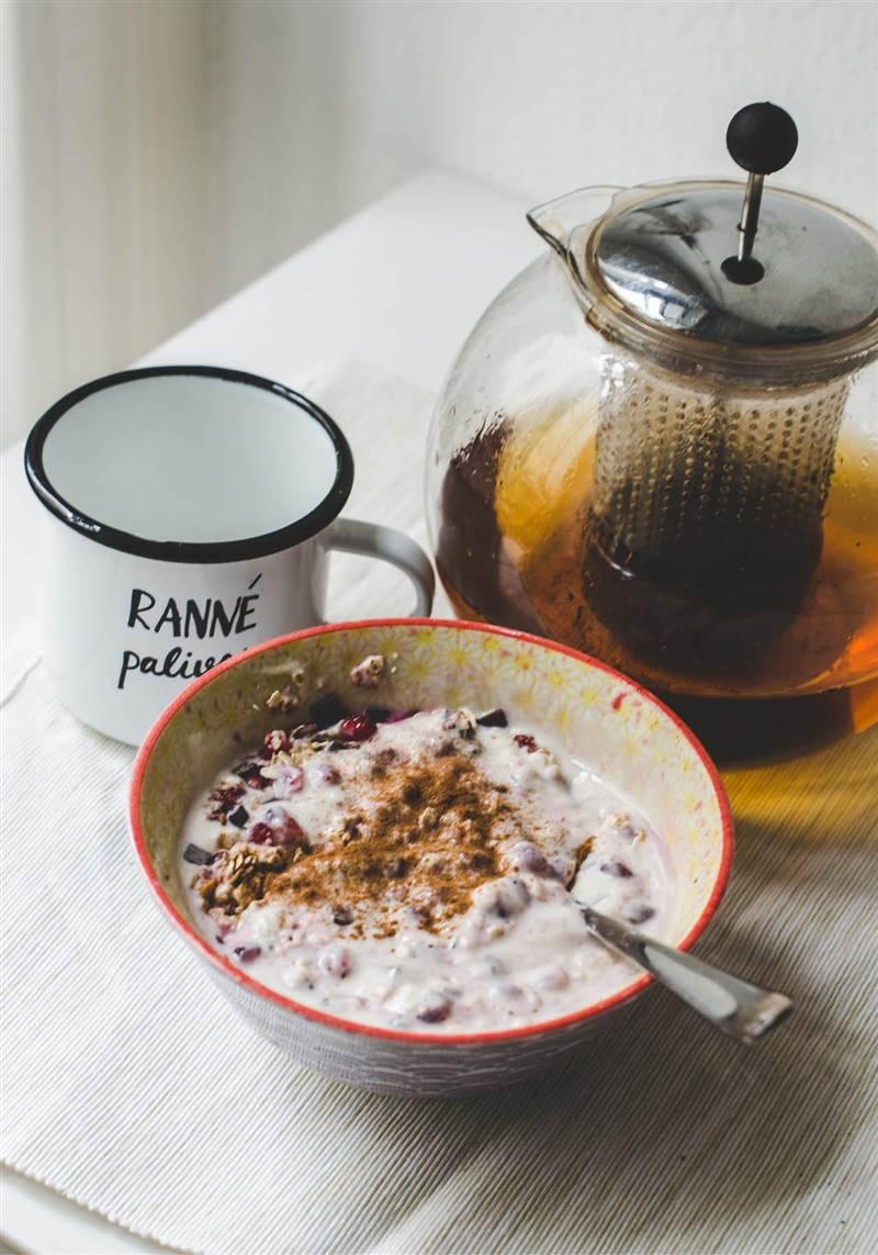 diet lose 3 kilos in 5 days breakfast oatmeal