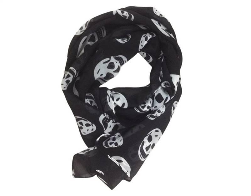 amazon skull scarf