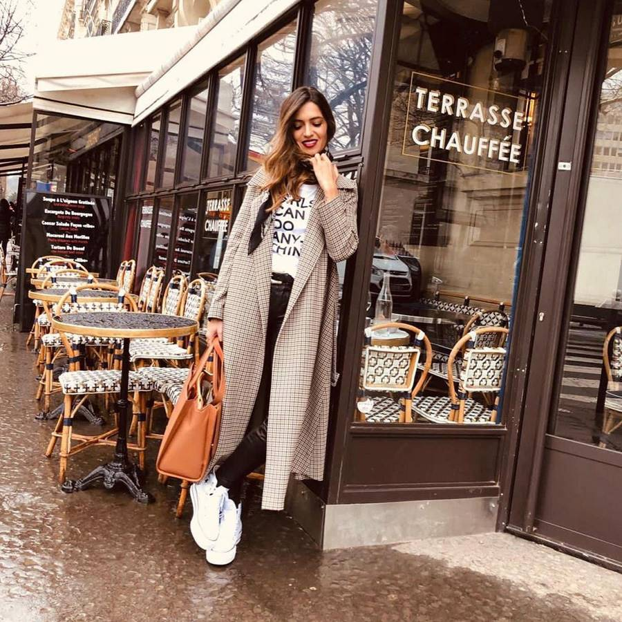 Sara Carbonero and the basic wardrobe essentials that solve any look