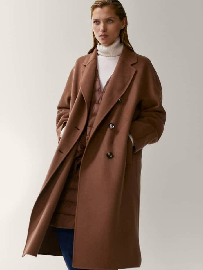 Massimo Dutti basics with discounts to create the perfect wardrobe