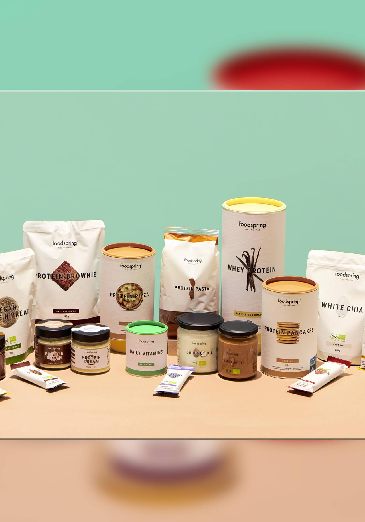 Pack de favoritos de Foodspring