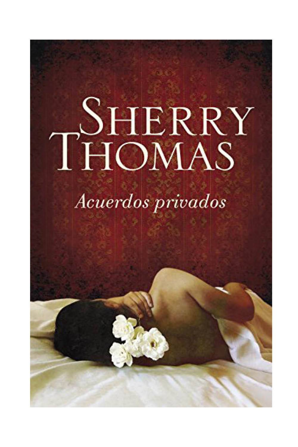 bridgerton libros romanticos sherry thomas acuerdos privados