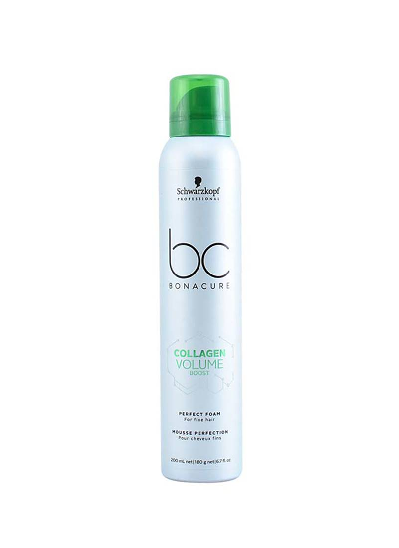 Bc Collagen Volumen Boost Perfect Foam de Schwarzkopf